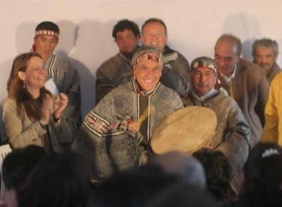 piñera-mapuche