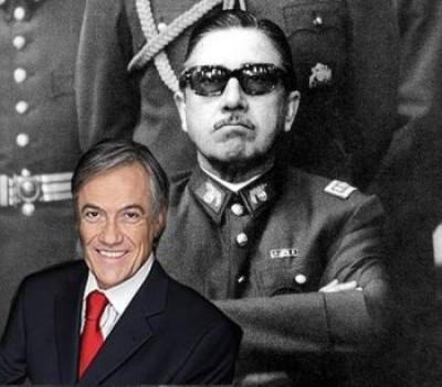 Piñera confiesa su amor por Pinochet: «El Gobierno de Salvador ...