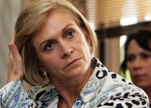 Evelyn Matthei senil