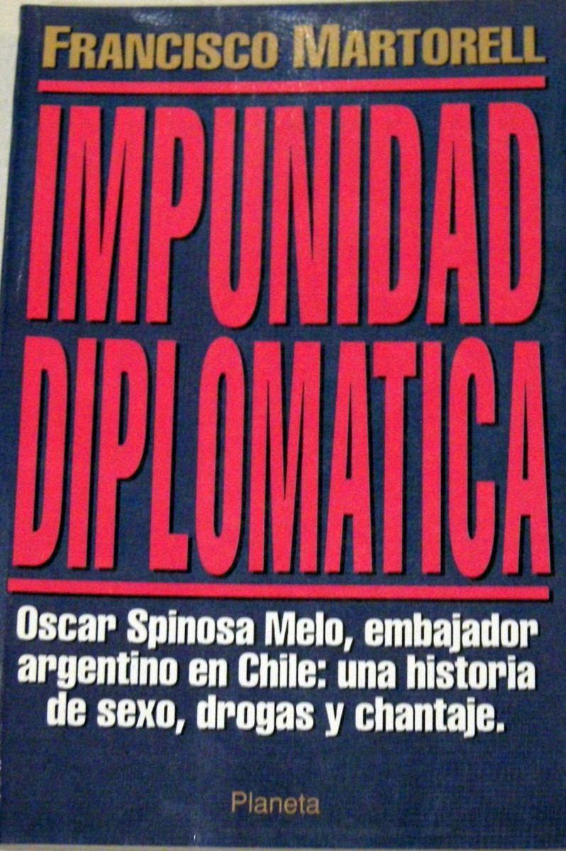 impunidad diplomática