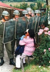pacos culiaos contra señora mapuche