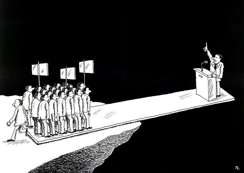 poder del pueblo capitalismo