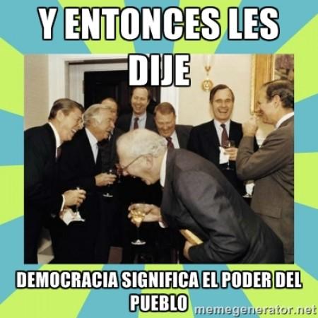 democracia empresarios