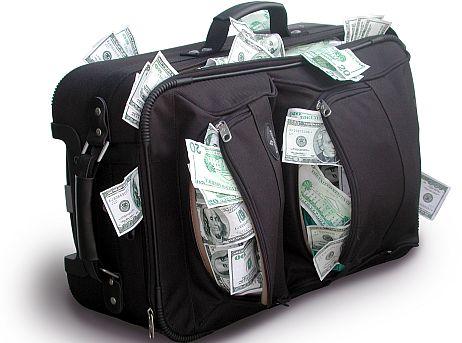 maletin dinero