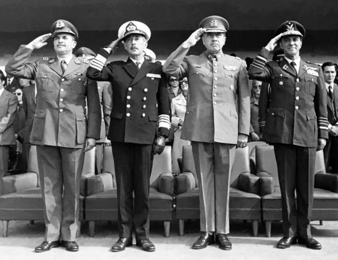 milicos culiaos pinochet dictadura