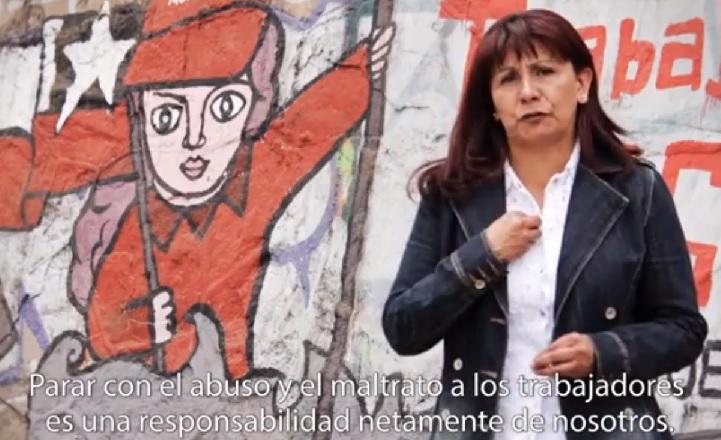roxana miranda conciencia de clase
