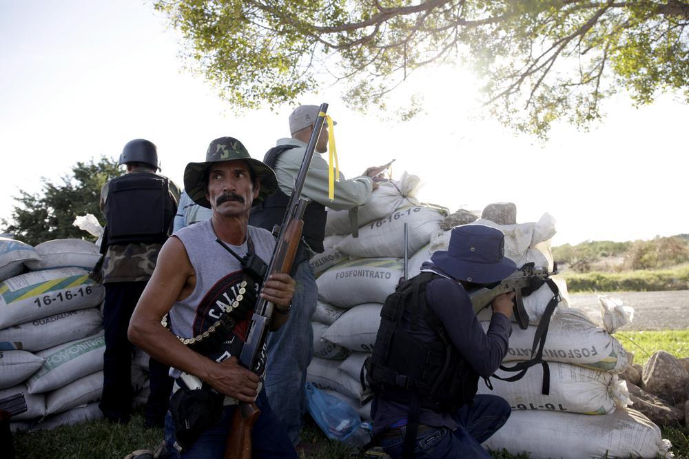 autodefensas michoacán