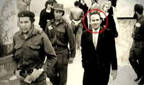 Lucio junto al Che Guevara