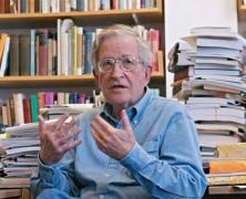 """Noam Chomsky: """"Todos deberían ser Anarquistas"""""""
