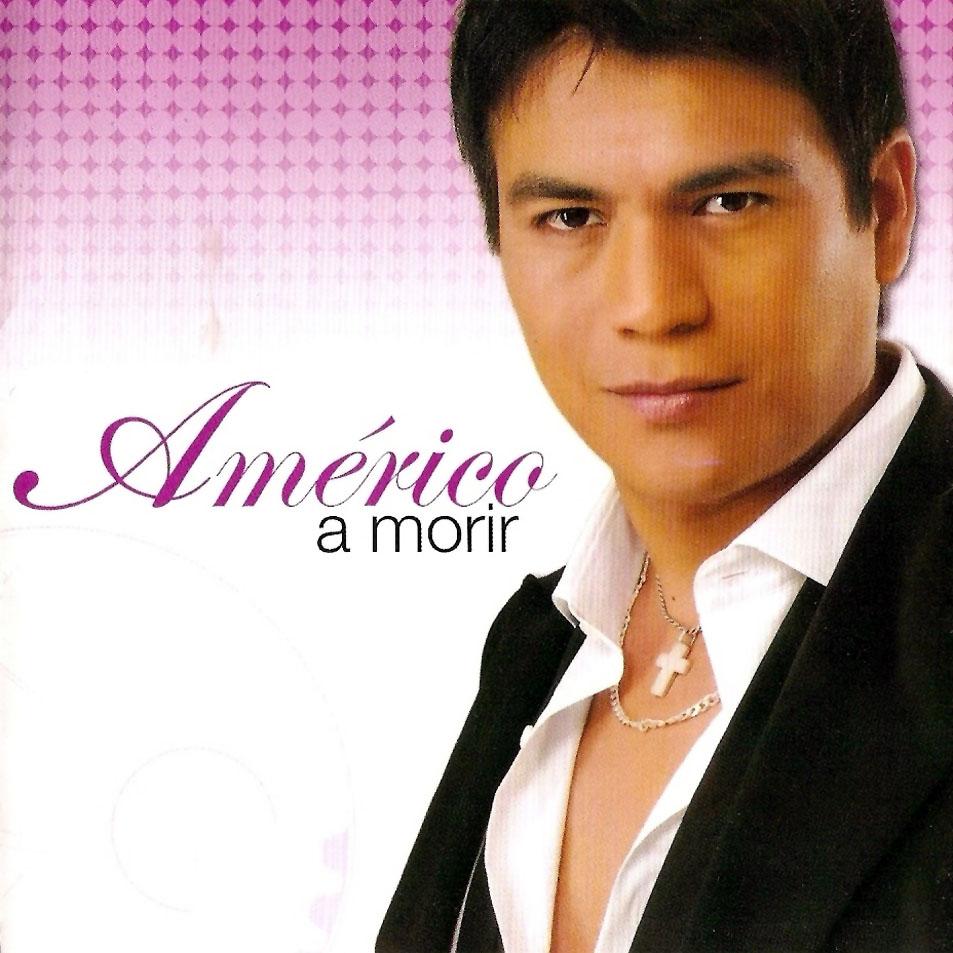 Americo-A_Morir_(Edicion_Argentina)-Frontal