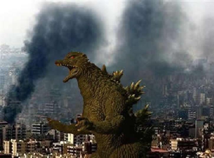fin del mundo apocalipsis godzilla