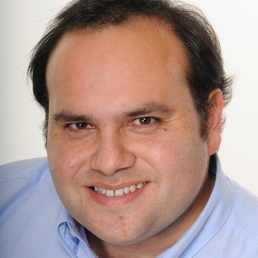 Max Pavez, directivo de la Fundación Jaime Guzmán. A sus 43 años sigue siendo parte de la Juventud UDI