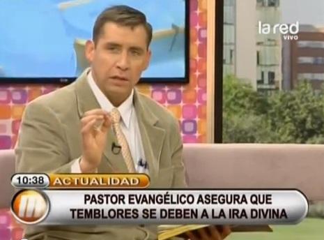 pastor canuto
