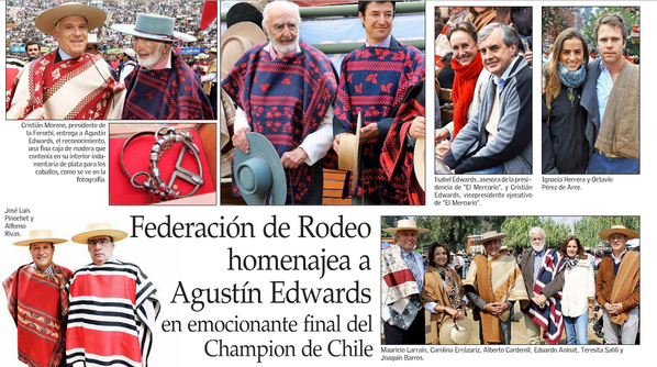 rodeo agustin edwards