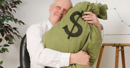 Money dinero empresarios ratas