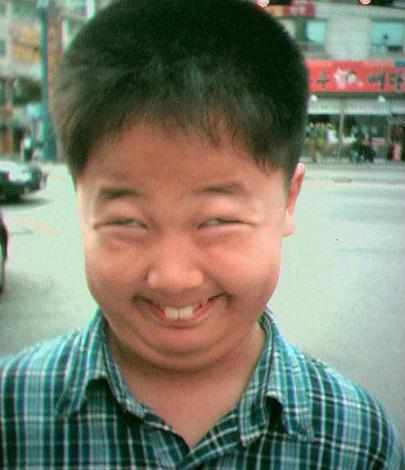 Real facial chino aficionado