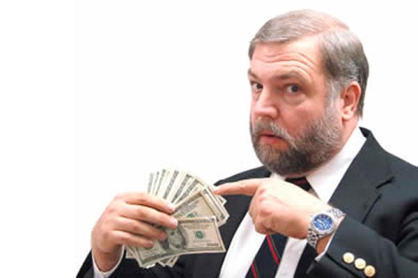 money dinero empresario
