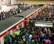 YA ES WEBEO: Pasajes del Metro y Transantiago subirán nuevamente el lunes