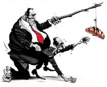 El trabajo no dignifica, es la forma de dominación más efectiva creada por los poderes