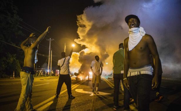 ferguson protestas estados unidos