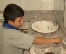 Niño de 12 años hizo un video mostrando las miserables condiciones de su colegio en La Pintana