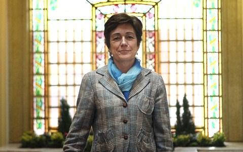 JOSEFINA ERRAZURIZ ALCALDESA DE PROVIDENCIA