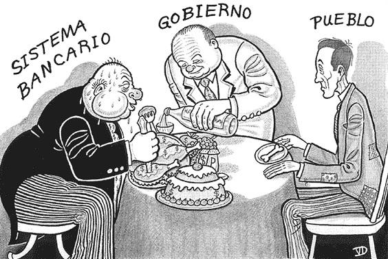 bancos ladrones capitalismo