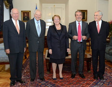 Lagos,_Aylwin,_Bachelet,_Frei_y_Piñera_(14194303705)