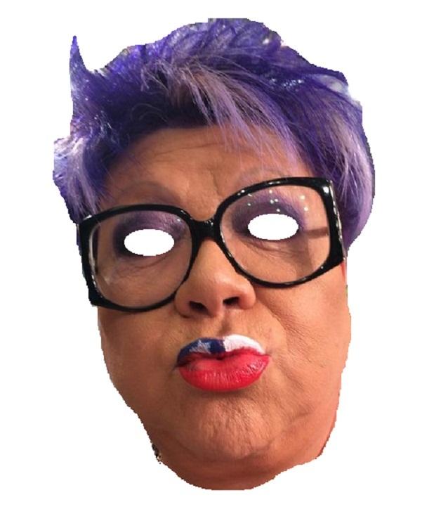 mascara paty maldonado