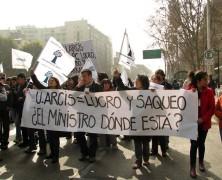 HERMOSO: Sueldos de rectoría de la Arcis subieron un 35% en plena crisis financiera
