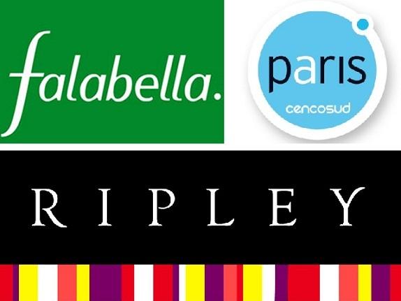RETAIL CHILE FALABELLA PARIS RIPLEY