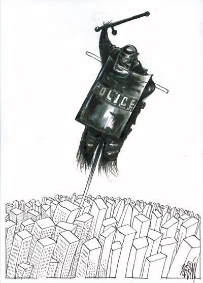 capitalismo policia