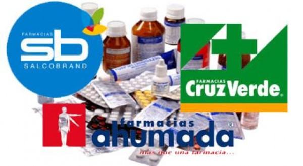 colusion farmacias ladrones