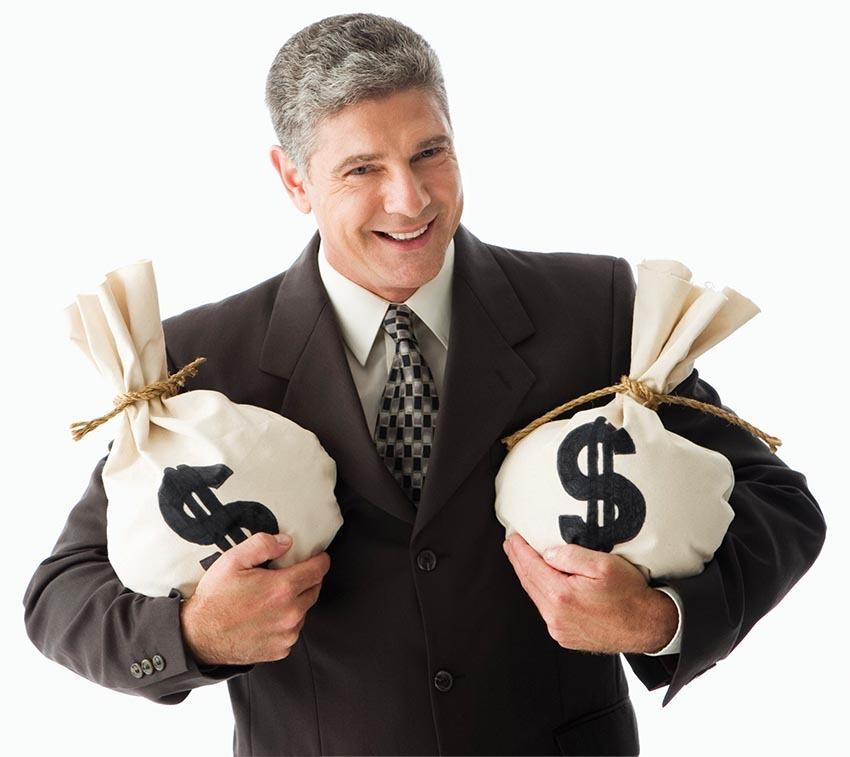 dinero empresario