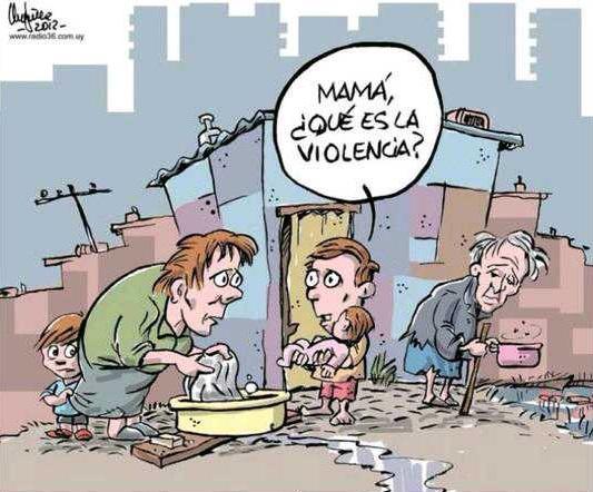 La Violencia Estructural De La Desigualdad Social