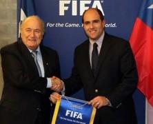 Diputado UDI llamó a la ANFP a revaluar su apoyo a Joseph Blatter tras escándalo de corrupción en la FIFA