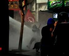 Fueron los Pacos: Nuevas fotografías muestran cuando impactan a Rodrigo Avilés con el Guanaco