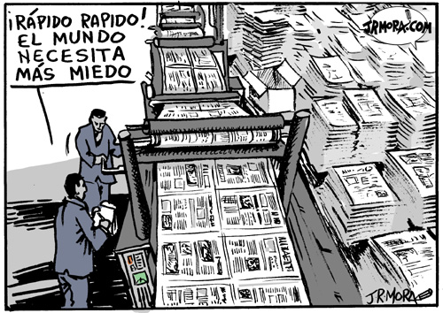 manipulacion prensa