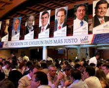 """La UDI, que tiene más rechazo que el Gobierno, pidió un """"acuerdo nacional para salvar a Chile"""""""
