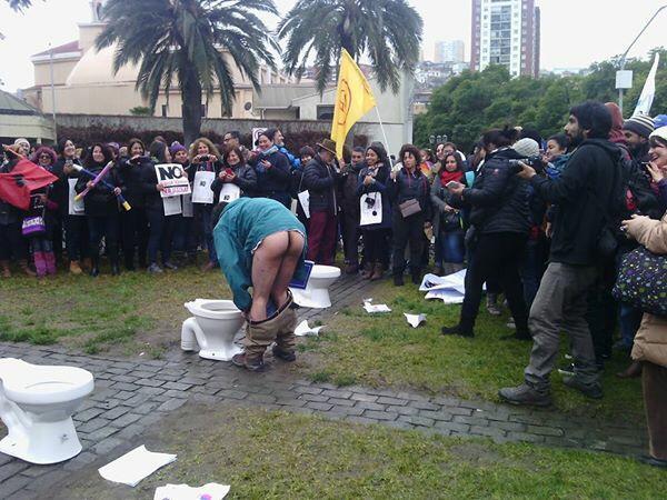 Protestas en la calle contra la industria porno - 5 4