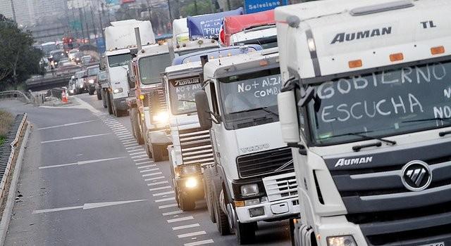 camioneros fachos pp
