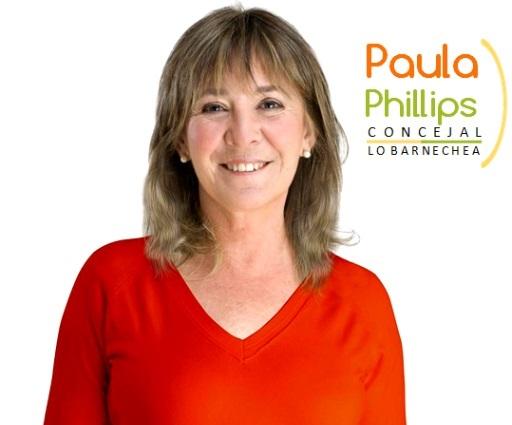 PAULA PHILIPS