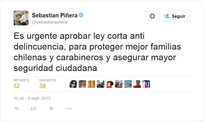 piñera careraja