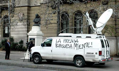 PRENSA BURGUESA