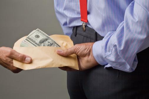 dinero corrupcion