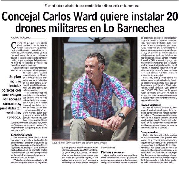 carlos ward