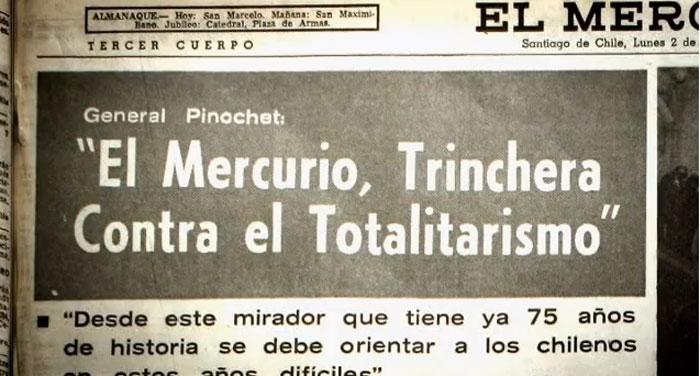 el mercurio 7