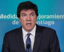 """Ministro Gómez-Lobo insulta a los pobres: """"La evasión del Transantiago es una frescura"""""""
