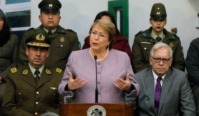 bachelet pacos