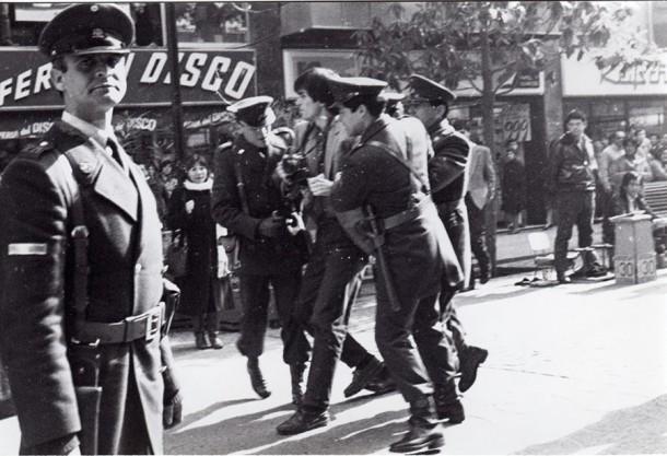 carabineros dictadura 7